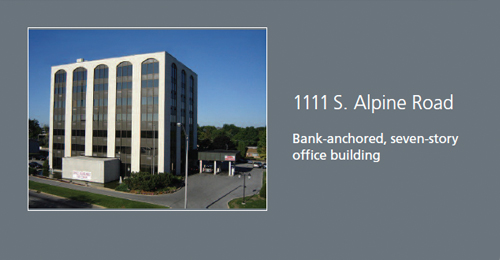 1111 South Alpine office space
