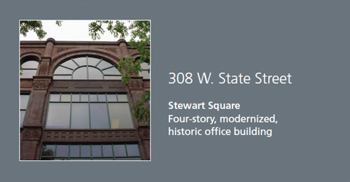 308 West State office space