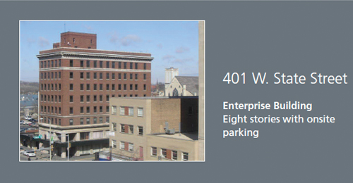 401 West State office space
